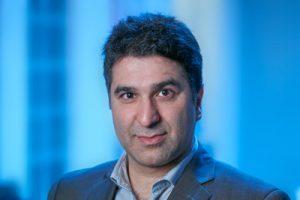 Portrait Majid Mahjoori