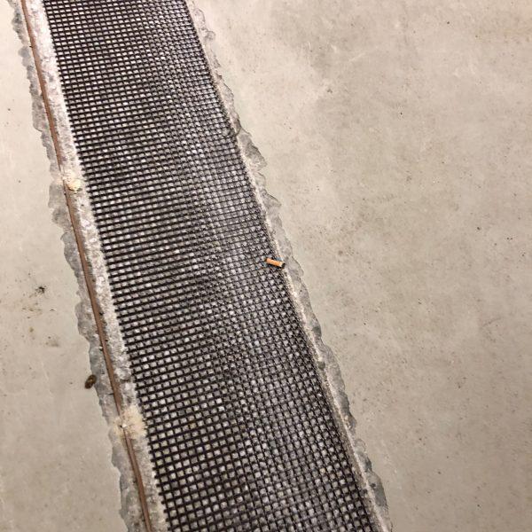 KKS Carbonbeton in Streifenform